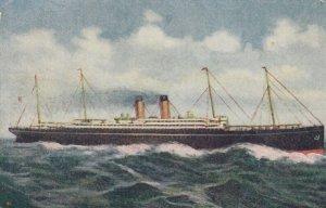Ocean Liner BALTIC , 00-10s