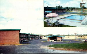 Georgia Tifton Alpine Motor Lodge 1961