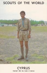 Boy Scouts of the World, CYPRUS, 1960´s