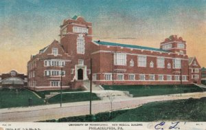 PHILADELPHIA, Pennsylvania, 1906; University of Pennsylvania, Medical Building