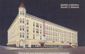 Nebraska Lincoln Hotel Lindell Curteich