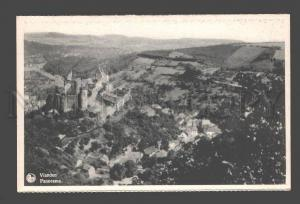 084337 LUXEMBOURG Vianden panorama Vintage PC