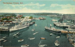 THE HARBOUR - VICTORIA British Columbia Canada