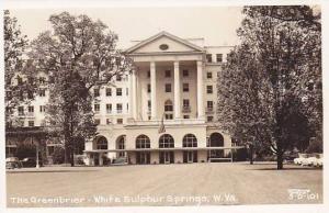 RP, The Greenbrier, White Sulphur Springs, West Virginia, 1920-1940s