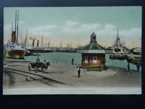 Hampshire SOUTHAMPTON The Empire Docks c1906 Postcard by F.G.O. Stuart