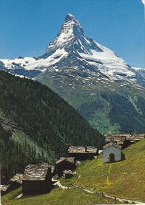 Switzerland Findelen bei Zermatt