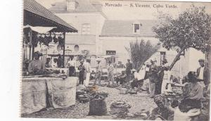 Mercado - S. Vicente , Cabo Verde , 00-10s