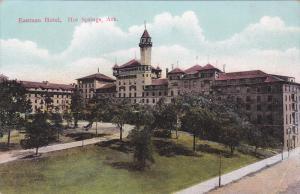 Scenic view,  Eastman Hotel,  Hot Springs,  Arkansas,  00-10s