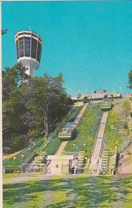 Canada Ontario Niagara Falls Horseshoe Falls Incline Railway