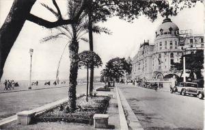 France Nice La Promenade des Anglais et l'Hotel Negresco Photo