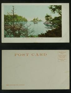 Whiskey island Kingston Ont circa 1905