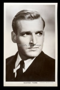 b1631 - Film Actor - Geoffrey Toone - Picturegoer No. 1279 - postcard