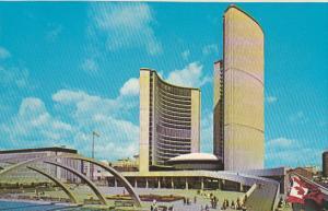 Canada Ontario Toronto New City Hall