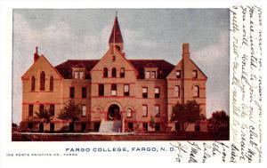 8242  ND Fargo  College