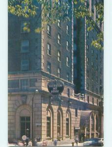 Unused Pre-1980 TOWN VIEW SCENE Montreal Quebec QC p9145