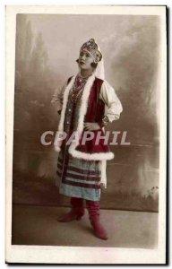 Postcard Old Artist 1929