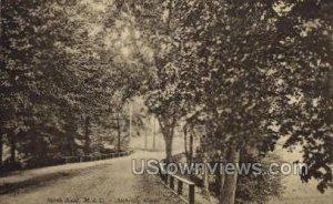 North Road, M.A.C. - Amherst, Massachusetts MA
