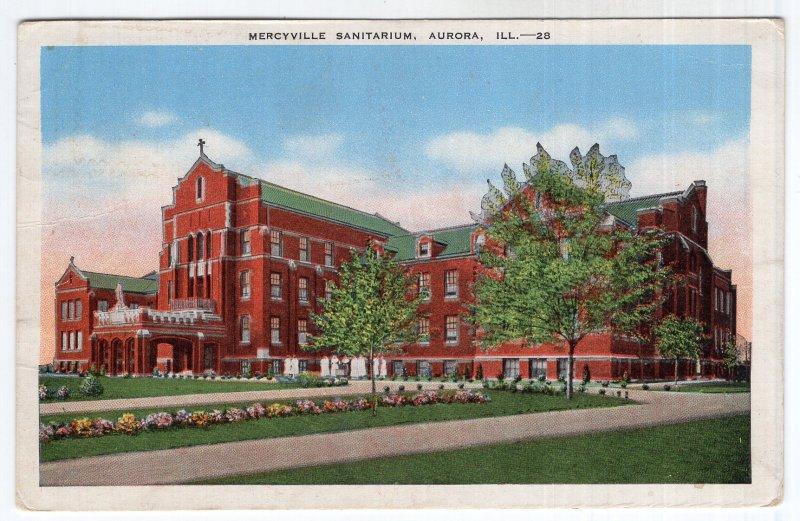 Aurora, ILL, Mercyville Sanitarium