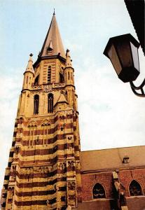 Netherlands Sittard Toren van St. Petruskerk Church Tower