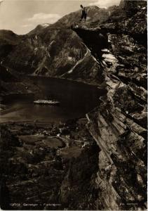 CPA AK NORWAY-Geiranger-Flydalsjuvet (332302)