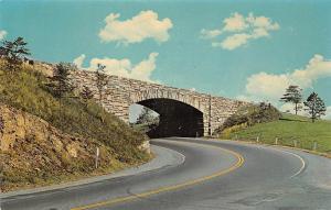 Va. Waynesboro Charlottesville, Underpass on Hwy. No 250 Drive Road Bridge