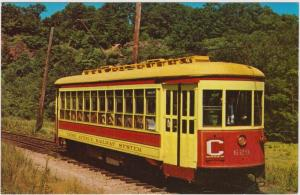 No.629 was built in 1939 by the Third Avenue Railway System