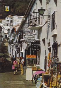 Calle de San Sebastian Mijas Costa del Sol Spain
