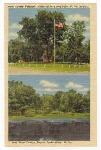 2 View, Wood County Veterans' Memorial Park, Lake, near Wood County Airport, ...
