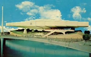 NY - New York World's Fair, 1964-65. Bell System Pavilion