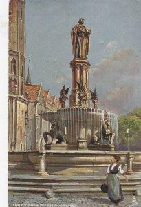 BRAUNSCHWEIG , Germany , 1900-10s ; Der Heinrichsbrunnen ; TUCK 631 B