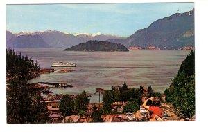 Black Ball Ferry, Horseshoe Bay West Vancouver, British Columbia
