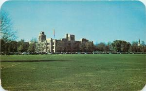 Indianapolis~Sprawling Campus of Butler University~$1M Jordan Hall~Sciences 1956