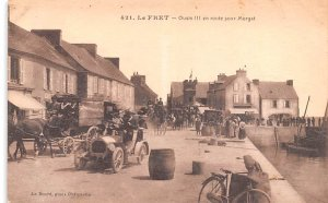 Ouste en route por Morgat Le Fret France Writing on back
