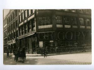 147123 WWI henry gobert cigarren advertising Vintage photo pc