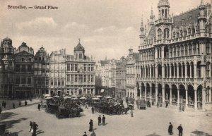 Grand Place,Brussels,Belgium BIN