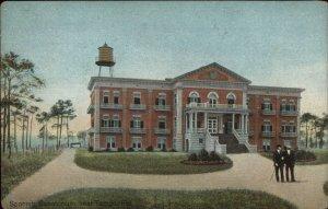 Spanish Sanatorium Near Tampa FL c1910 Postcard