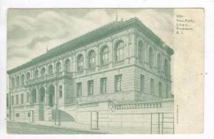 New Public Library, Providence, Rhode Island, 00-10s