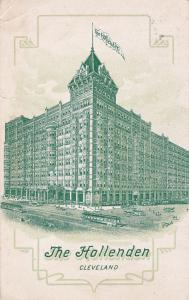 The Hollenden , CLEVELAND , Ohio , PU-1909