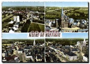 Modern Postcard Remembrance Maure de Bretagne