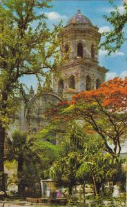 Mexico Templo De San Francisco Guadalajara Jalisco 1961