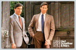 Fayetteville AR~Campbell-Bell Clothing Store~Hart-Schaffner-Marx Suits~Fall 1983