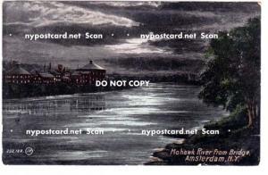 Mohawk River, Amsterdam NY