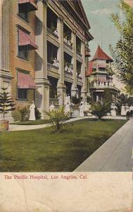 The Pacific Hospital, Los Angeles, California, PU-1909