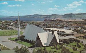 Eglise St-Marc , BAGOTVILLE , Quebec , Canada , 50-60s
