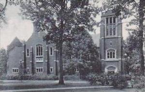 Indiana Greencastle Gobin Memorial Church Albertype