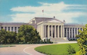 Oklahoma City The Oklahoma State Capitol
