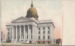 View shows the gold-domed building constructed between 1898 and 1903, 1900s