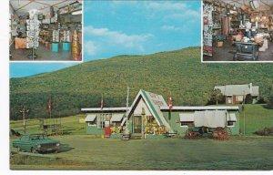 Vermont Danby Lantern Gift Shop Route 7 sk6782