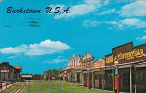 Burketown U S A Greensburg Kansas 1972