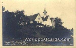 St Margarethen Basel Swizerland Unused